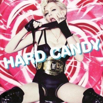 专辑:Madonna--《HardCandy》
