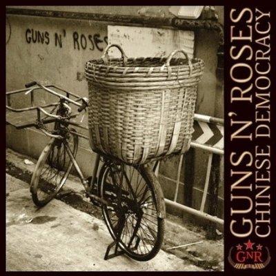 专辑:GunsNRoses《ChineseDemocracy》