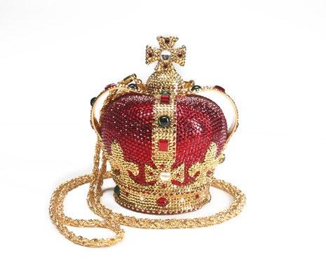 图文:杰克逊拍卖大全--复古宝石皇冠