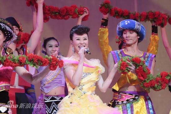 图文:祖海演唱会--祖海载歌载舞