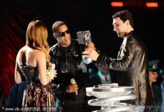 组图:2009MTV欧洲音乐大奖各项大奖陆续颁出