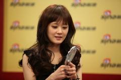 实录:张娜拉做客爱心慈善音乐会收获感动