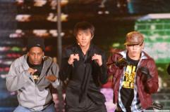 组图:韩庚彩排激情热舞投入程度堪比正式表演
