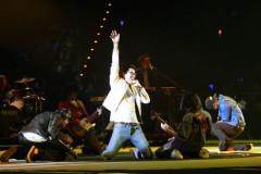 组图:滚石唱片三十年演唱会50次合唱破纪录