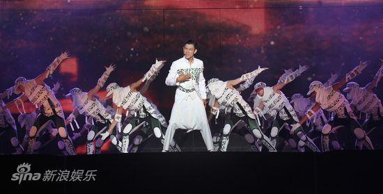 图文:刘德华泉州演唱会-(7)