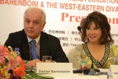指挥大师巴伦博伊姆率乐团开启首次亚洲巡演