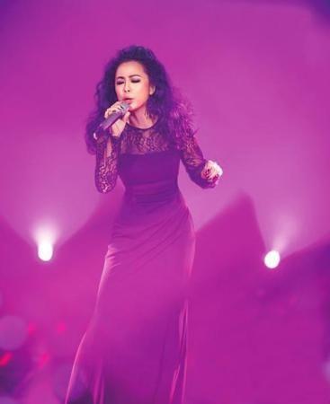 黄绮珊在《我是歌手》中的表现引起热议