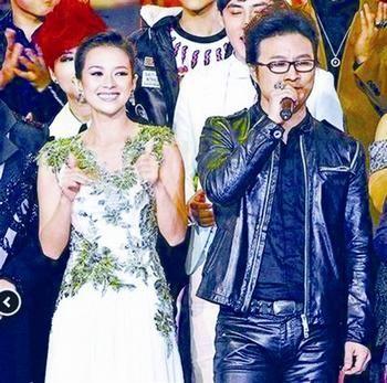 汪峰章子怡未承认恋情。