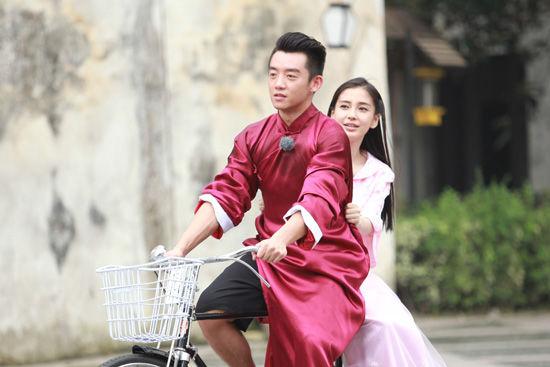 """浙江卫视[微博]大型真人秀《奔跑吧兄弟》第二期亮相乌镇,""""奔跑团""""与"""