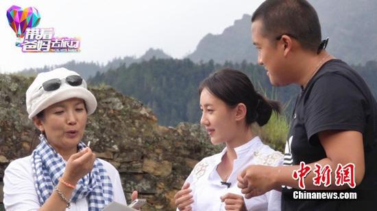 吕丽萍与儿子儿媳