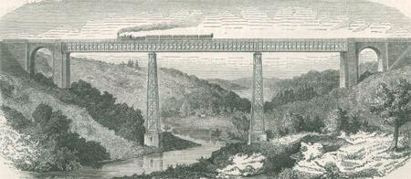 安徒生时代的火车旅行