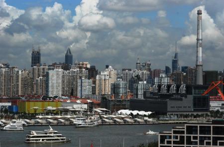 """南市发电厂改建的""""城市未来馆"""",能否预言城市的未来前景?"""