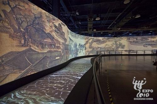 动态《清明上河图》-历史的画卷 智慧的长河
