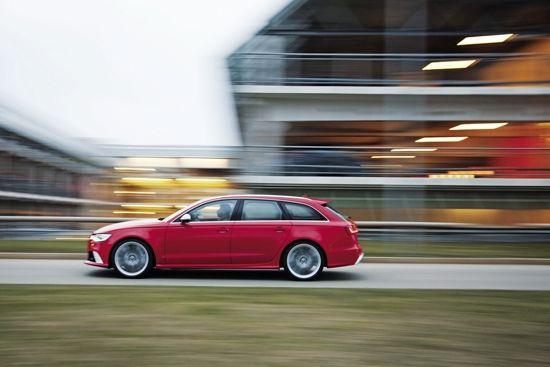 奥迪RS6 Avant