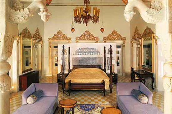 拉贾斯坦酒店:做场印度王公梦