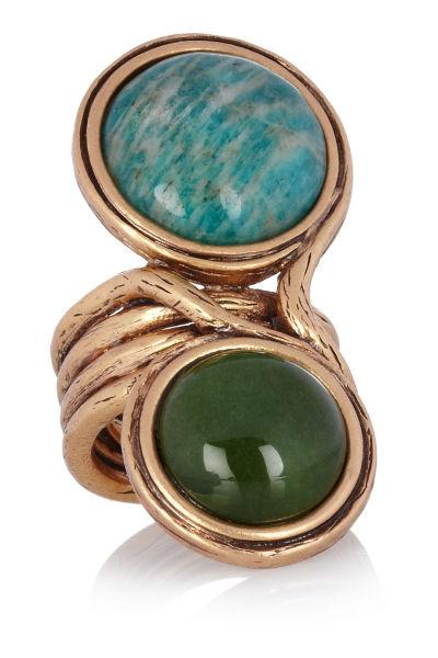Oscar de la Renta复古戒指