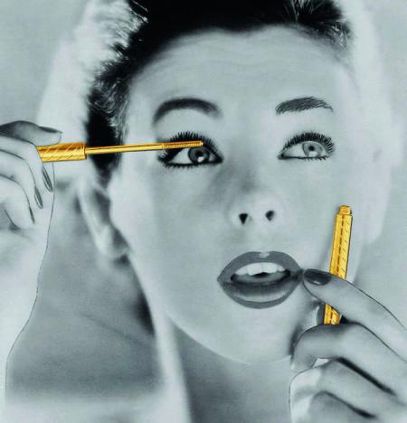 【有意思】50年代甜美性感 赫莲娜经典黄金年代睫毛膏