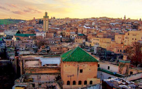 摩洛哥:撒哈拉大冲浪