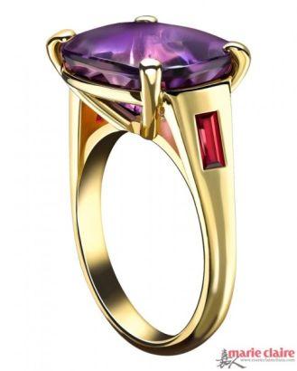 推荐珠宝:Hattie Rickards钻石戒指