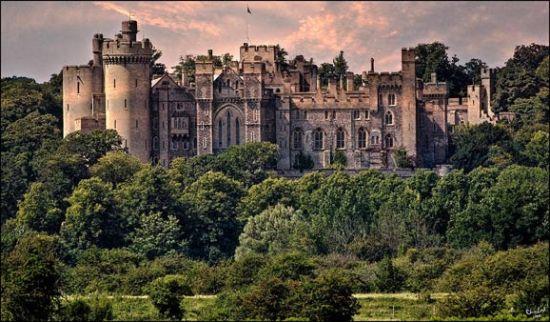 阿伦德尔城堡
