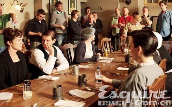 餐礼仪视频_英国绅士的用餐礼仪