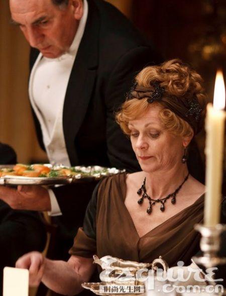英国绅士的用餐礼仪