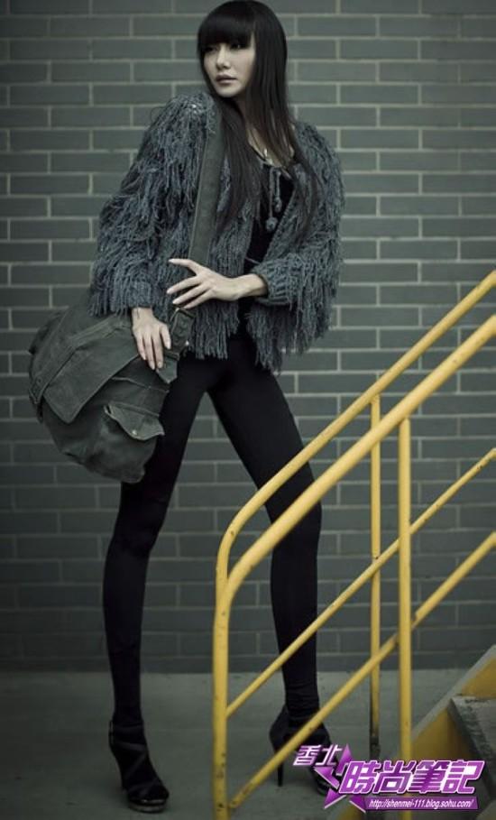 月弯弯:东方宾利签约模特,沈阳北方模特培训学校优秀学员,2013中国