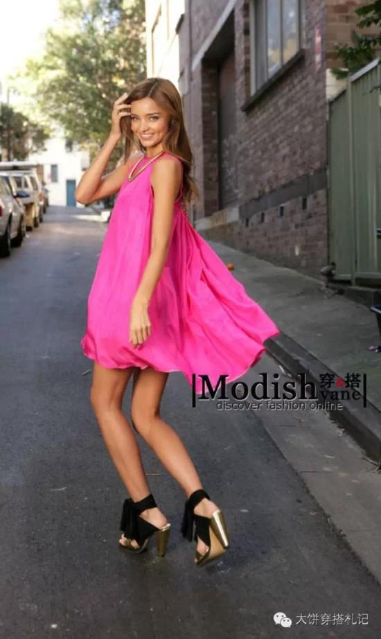 【单品PK】选条适合自己的连衣裙有多难? - Modish饼 - Modish饼s STYLE BLOG