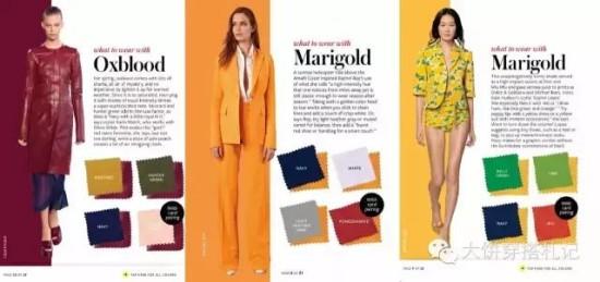 【衣橱打造】有计划的买买买,轻松打造衣橱色系让搭配变简单。 - Modish饼 - Modish饼s STYLE BLOG