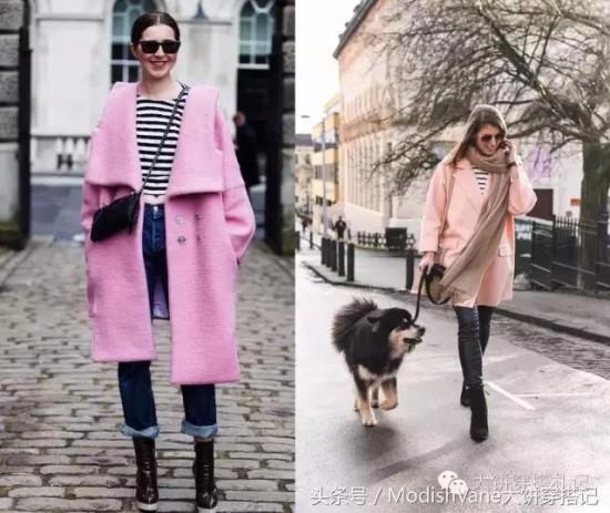 年年必备经典5款大衣及其经典色,哪件才最适合你?