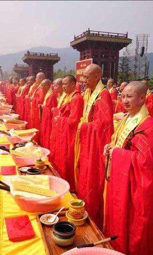 99位国内高僧主法