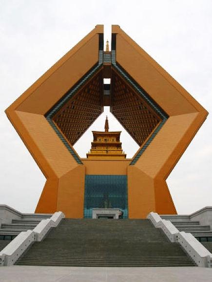 中国著名佛塔(上)
