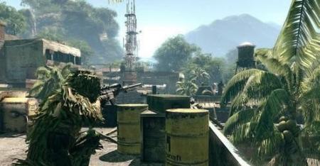 《狙击手:幽灵战士》截图之一