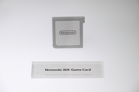 N3DS的游戏卡带