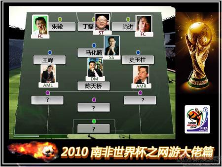 中国网游大佬血战世界杯