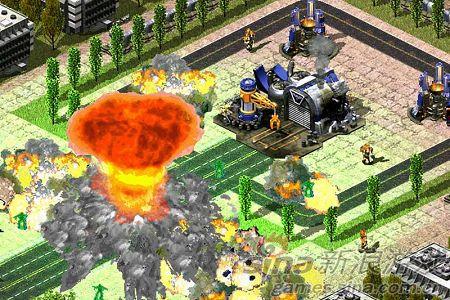 核能危机 游戏里的核武器元素简单回顾