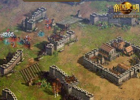 斯巴达在中国 帝国文明 国战血腥图
