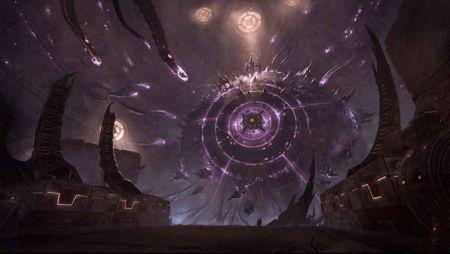 赛博坦星球的核心,一个具有智慧的核心,星球一切能量的来源