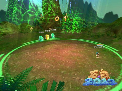 新玩法新地图新任务《石器2012》带给你更丰富的游戏体验
