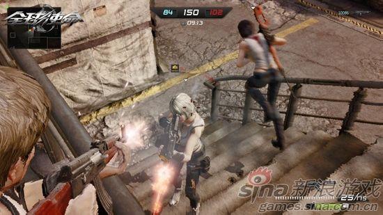 首款进入中国的TPS《全球使命》将改变玩家对射击游戏的认识