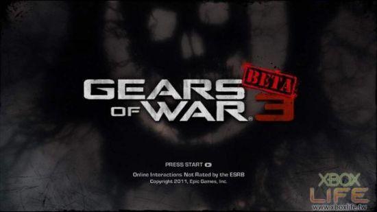 《战争机器3》游戏实玩视频首曝