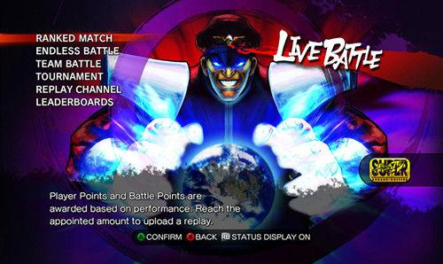 首批《超级街头霸王4》PC版游戏截图