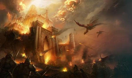 十国圣战爆发,屠城掠地吧