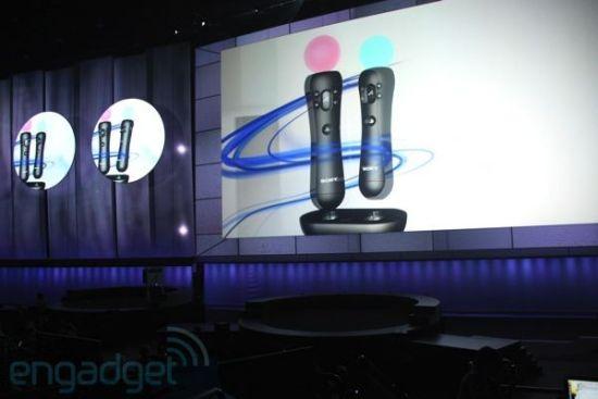 索尼E3发布会现场