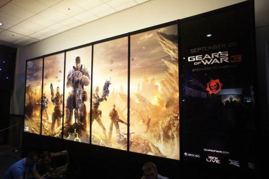 E3会场入口