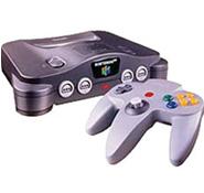 N64硬件参数