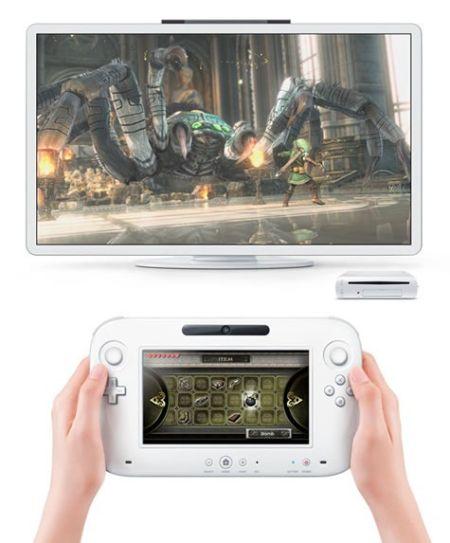任天堂发布Wii U