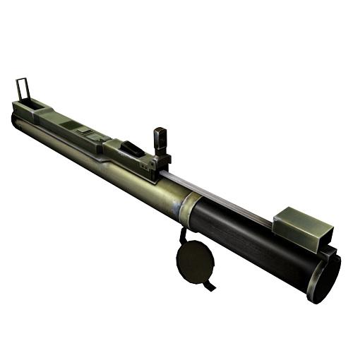 美军制式单兵火箭筒