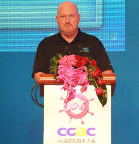 美国暴雪娱乐有限公司副总裁兼国际运营执行总经理Michael Ryder