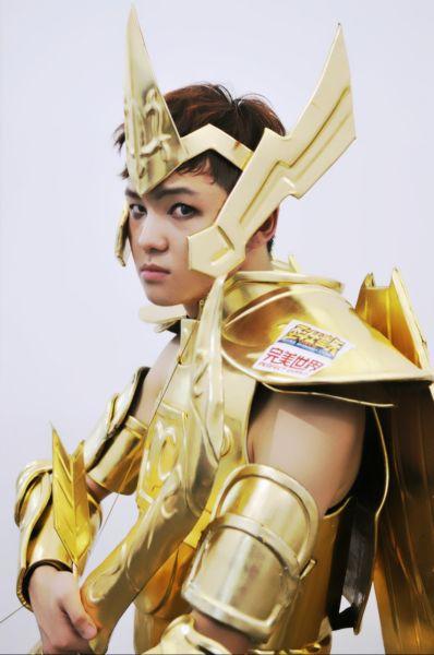 艾俄洛斯――射手座黄金圣斗士
